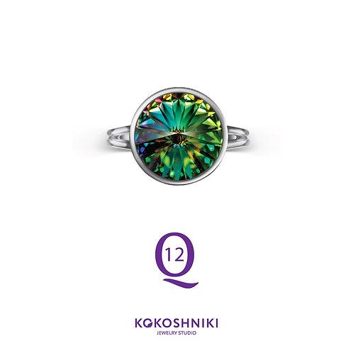 Кольцо Q-Ring #12