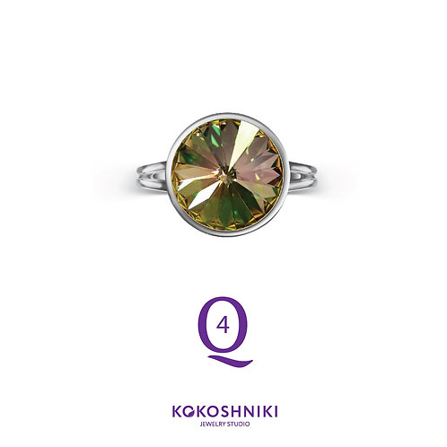 Кольцо Q-Ring #4