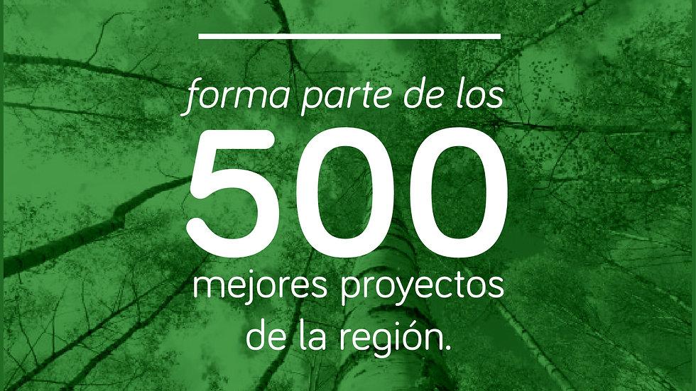 Premios Latinoamérica Verde 2016