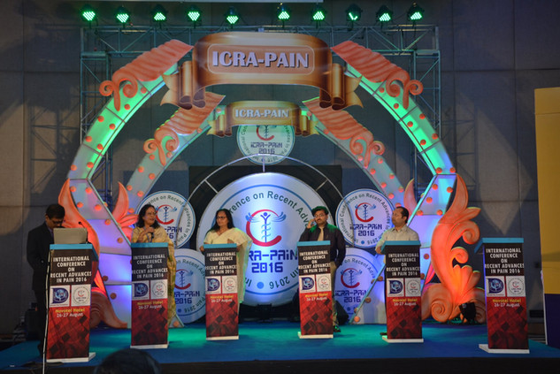 Dr Debjyoti Dutta in a Panel Discussion on Pain Management