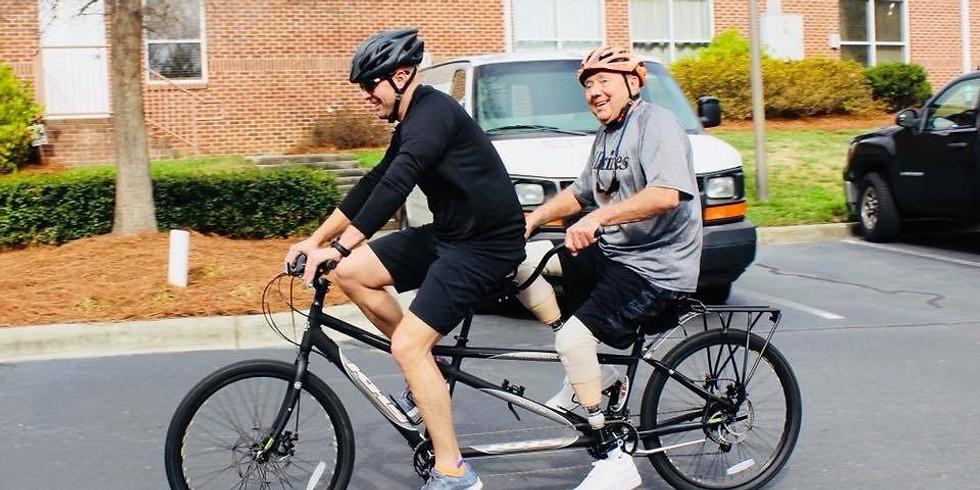 Tandem Cycling Clinic