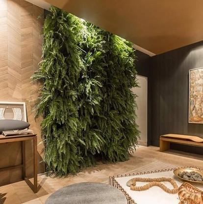 Lindo Jardim Vertical...luxo agregado ao
