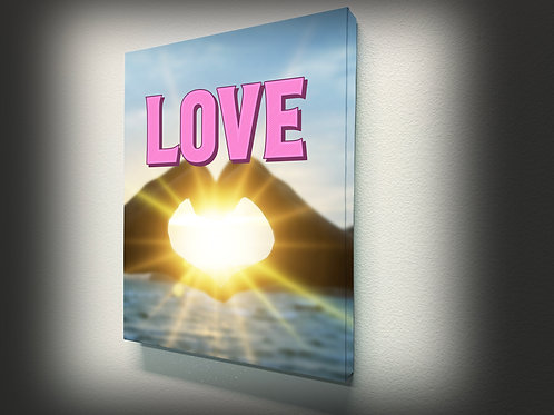 LARGE WALL CANVAS PRINTS