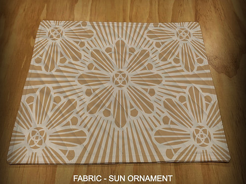 PRINTED PLACEMATS - ORNAMENT PRINTS