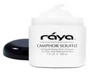 Camphor Souffle