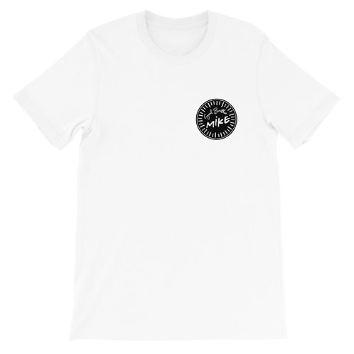 Soul Brother Mike (#001) - White Short-Sleeve Unisex T-Shirt