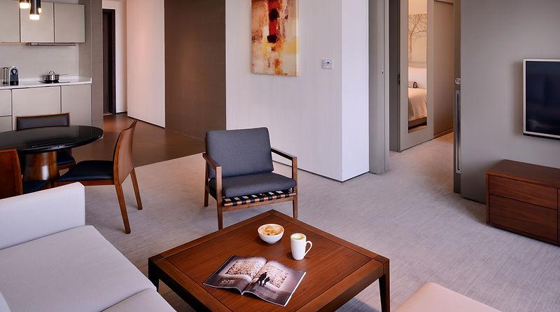 1 Bedroom coffee table view.JPG