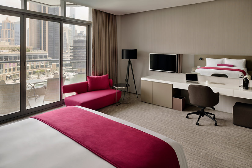 Premium King Room - Marina View (day).JP