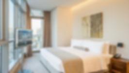 Deluxe Studio Bedroom Marina View (Room