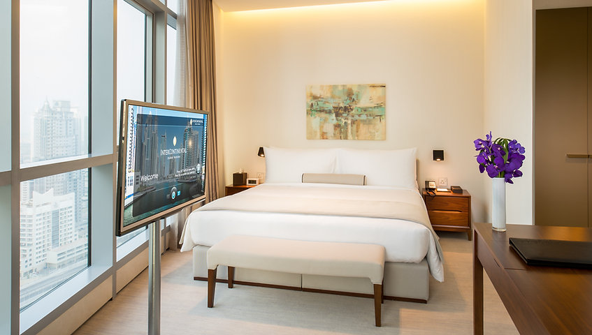 2BR Residence Bedroom Master (Room 3004)