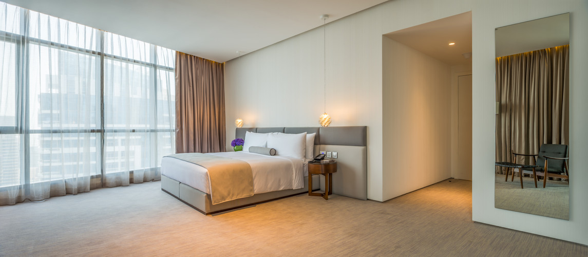 4 BR Residence  Master Bedroom (Room 380