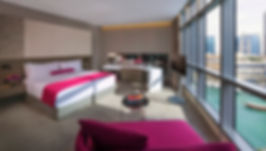 Club Room King Bedroom - Marina view.jpg