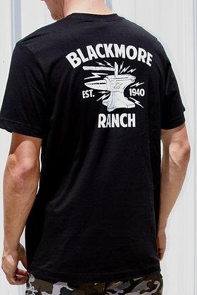 Blackmore Ranch Men's T Black