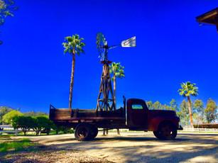 Grandpa Harvey's old truck...still runs!