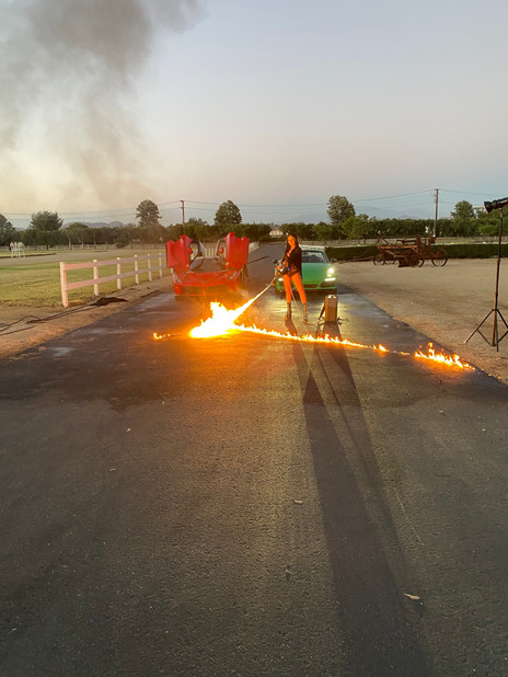 Fire Shooter for Video
