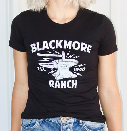 Blackmore Ranch Women's T-shirt Black
