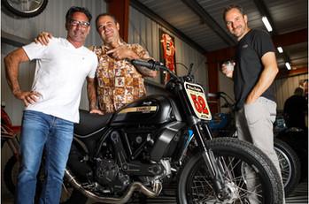 Josh Sleigh, Eric Curan & Jeff