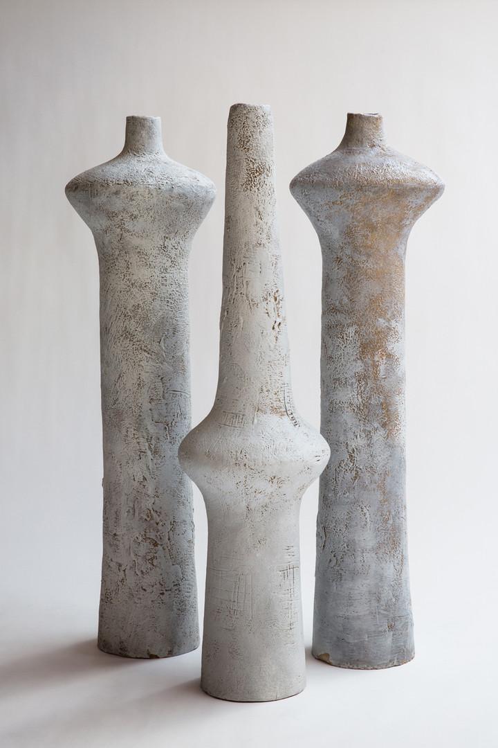 Vessel Group, 2011, stoneware