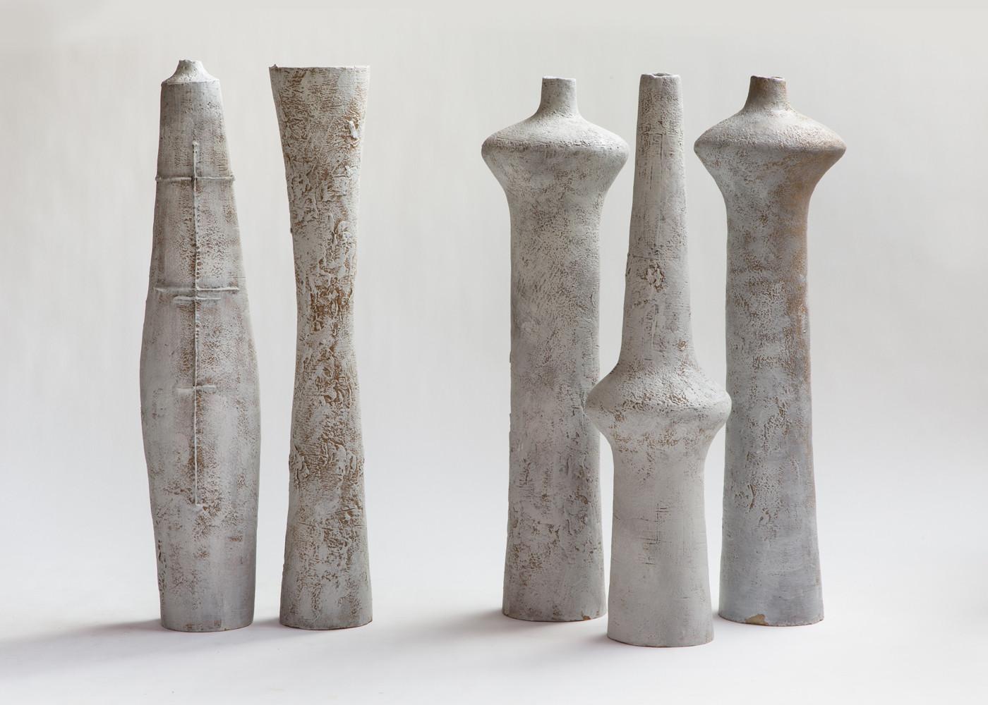 Vessel Group, 2012, stoneware