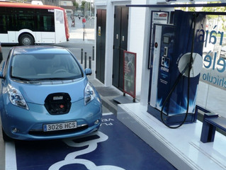 LED price signs for charging stations?