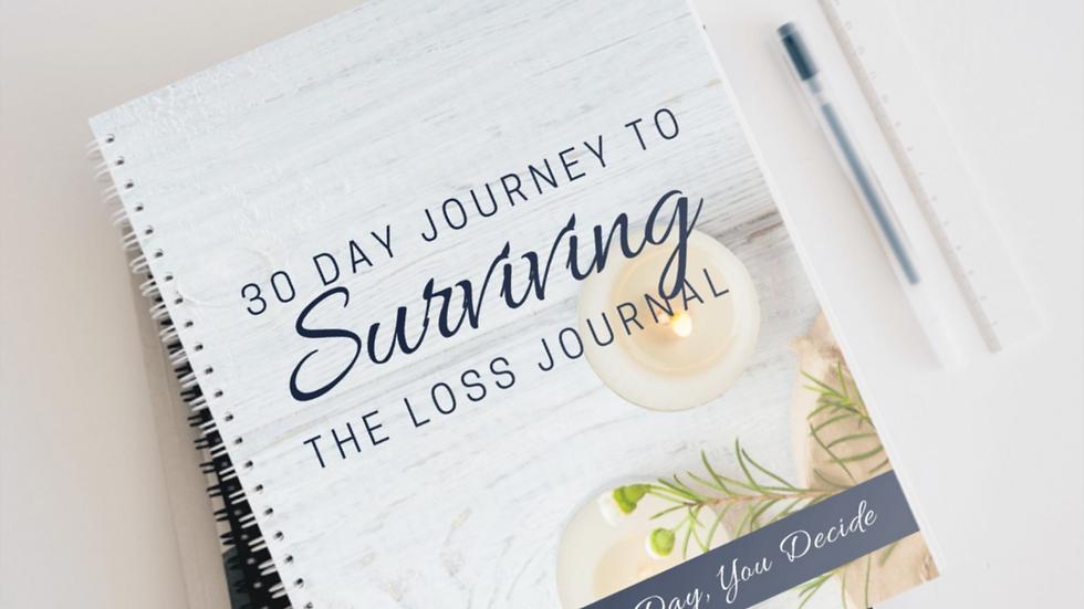 """Journal through your Healing"""