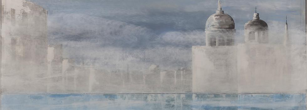 """City in Mist"""