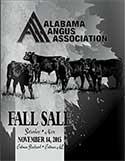 Alabama Angus Association Fall Sale