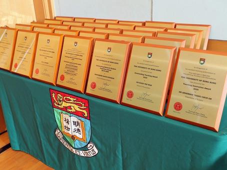 HINCare gets Knowledge Exchange award (Engineering)HINCare榮獲2021年學院知識交流獎(工程學院)