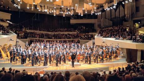 The Berlin Philharmonic and Michael Sanderling