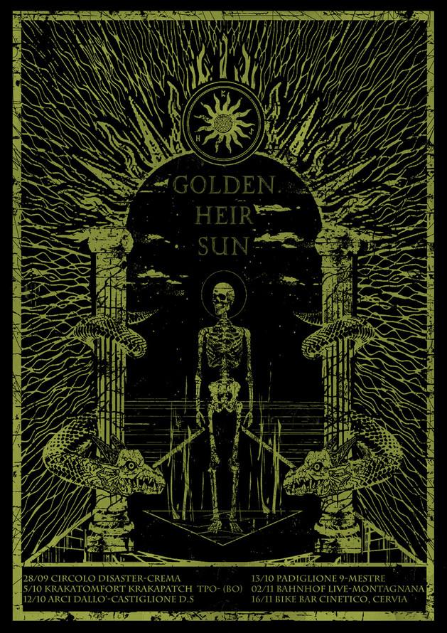 Golden Heir Sun - 4 Ottobre nuova uscita !!