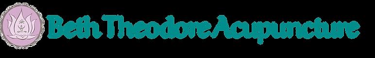 Beth Theodore Acupuncture Logo