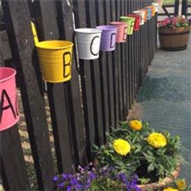 Yorley Barn Nursery Outdoors