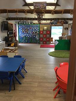 Yorley Barn Nursery Classroom