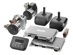 Space Drive II Dualsystem Komponenten