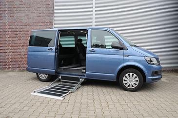 VW T6 Kassettenlift K70 ausgefahren