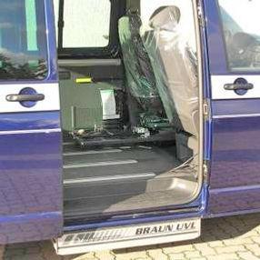 Rollstuhllift UVL 600 Kassettenlift