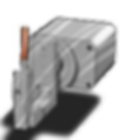 Lenkeingabegerät 4-Wege-Joystick