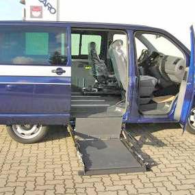Rollstuhllift Kassettenlift UVL 600