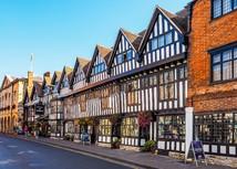 Stratford-upon-Avon Town Centre