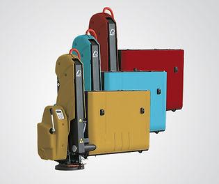 Rollstuhllift Farbvarianten Fiorella