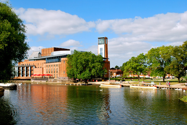 River Avon & Royal Shakespeare Company