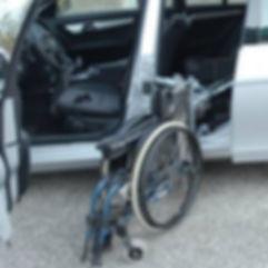 ASP Rollstuhlverladehilfe