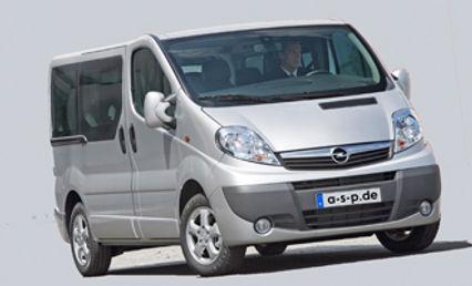 Opel Vivaro Rollstuhltransporter