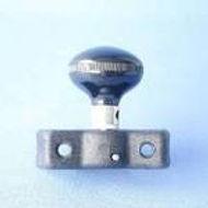 Drehknopf für die sichere Beherrschung des Fahrzeugs mit einer Hand