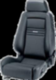RECARO Ergomed E oder ohne Airbag