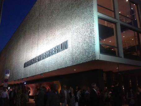 旧西ベルリン唯一の歌劇場ベルリン・ドイツ・オペラ Deutche Oper Berlin