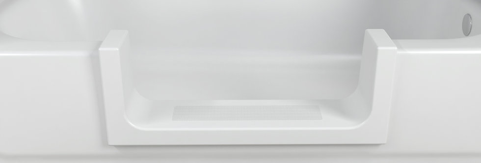 The STEP 'B' Wide (Top Width of Bath Wall: 152mm) Refer to sizing page