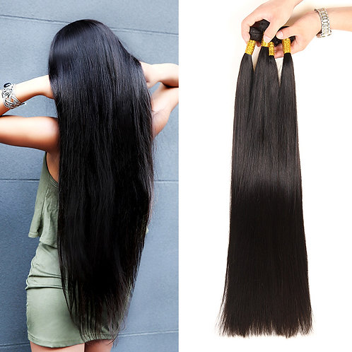 Virgin Peruvian Straight hair