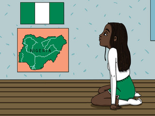 The uncommon Hope of a Nigerian