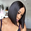 Thumbnail: Cardi 12 Inches Deep Parting 5x5 Closure Wig